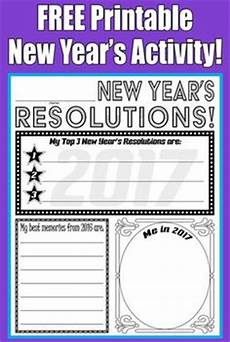 new year worksheets printable free 19413 1000 images about activities for new year s on new year s new year s resolutions