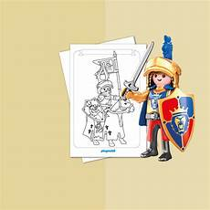 Ausmalbild Playmobil Novelmore Colouring Sheet Playmobil Knights Playmobil 174 United Kingdom