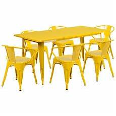 restaurantfurniture4less restaurant table and chair sets metal