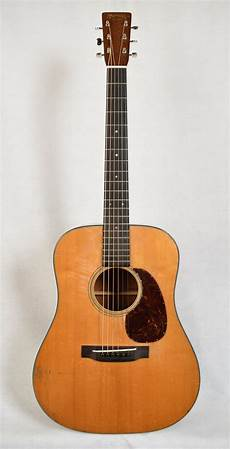 1937 Martin D 18 Vintage Holy Grail Acoustic Guitar
