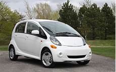 2017 Mitsubishi I Miev Stay In The City The Car Guide