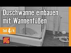 version 2013 duschwanne einbauen mit wannenf 252 223 en kapitel