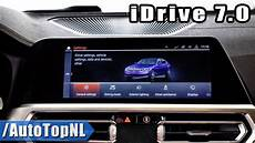 Bmw Navigator 7 - 2019 bmw idrive 7 0 all features menus by autotopnl