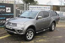 used mitsubishi l200 for sale suffolk