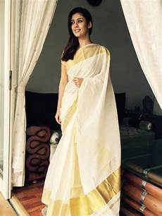 onam special dresses for girls onam special style files how to wear the kasavu jfw