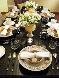 Table Setting by Rustic Table Settings Hgtv