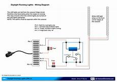 wiring daylight running lights drl s a caravan caravan chronicles