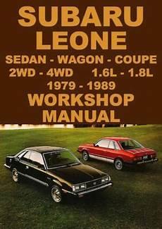 electric and cars manual 1989 subaru leone electronic toll collection subaru brat brumby 1979 1991 workshop manual car manuals direct