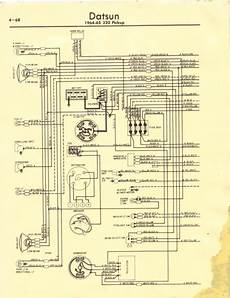 1972 Datsun 510 Wiring Diagram