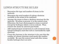 lewis structuregood