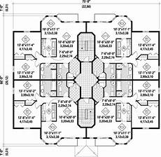 multiplex house plans multiplex plan chp 37389 hotel floor plan family house