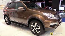 2016 Ssang Yong Rexton Sapphire Diesel Exterior