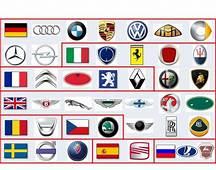 Car Logos Europe