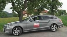 mercedes cls kombi mercedes cls 500 shooting brake weekend magazin autotest