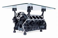 Jaguar V8 Engine Coffee Table By Engine Table Uk