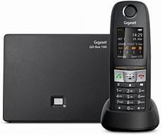 gigaset fritzbox kompatibel gigaset e630a go schnurlostelefon mit anrufbeantworter