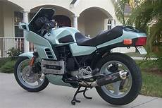 Retro Motorcycle 1985 Bmw K100rs