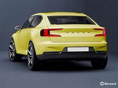 Bernard Car Design 2018 Volvo S40