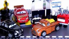 smokey s garage lego cars 3 set 10743 stop motion