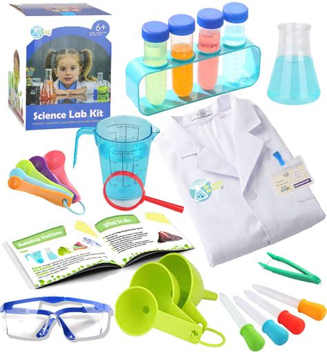 Guavajuicebox Com Science Lab Kit
