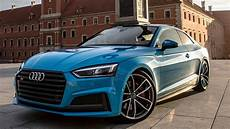 mesmerizing 2018 audi s5 in riviera blue best color the coup 233 in detail v6turbo 354hp youtube