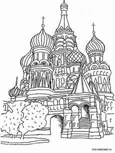 ausmalbilder russland malvorlagen kostenlos zum ausdrucken