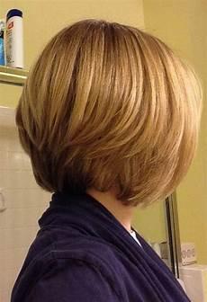 haircut layered bob hairstyle back view 15 layered bob back view short hair back short hair back view cool short hairstyles