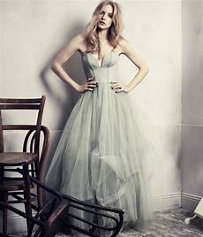 H Und M Kleid - h m conscious collection tulle light green fairytale dress