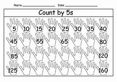 skip counting by 5 worksheets for kindergarten 12018 skip count by 5 worksheet printable math worksheets free printable math worksheets