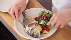 Fisch Richtig Braten - fisch richtig filetieren und braten fischzubereitung