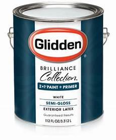 glidden 174 brilliance collection 174 gloss exterior paint primer