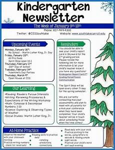 kostenlose vorschule newsletter vorlage microsoft word