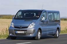 Opel Transporter Vivaro - opel vivaro combi 2008