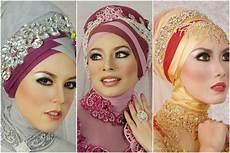 Tutorial Jilbab Untuk Kebaya Pernikahan Di 2020 Dengan