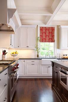 Decorating Ideas For Kitchen Window Treatments by 30 Impressive Kitchen Window Treatment Ideas