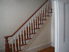 why are there two staircases meanwhile at the manse