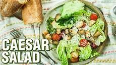 caesar salad rezept caesar salad recipe how to make the best caesar salad at