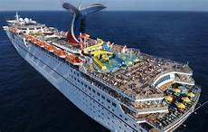 carnival inspiration itinerary schedule current position cruisemapper