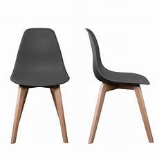 chaise design pied bois id 233 es de d 233 coration int 233 rieure