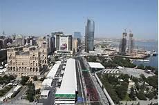 Baku City Circuit To Host International Conference