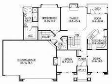 rambler ranch house plans classic rambler floor plans by builderhouseplans http