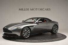 new 2019 aston martin db11 v8 convertible for sale miller motorcars stock a1330