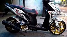 Modifikasi Stiker Motor Vario Techno 125 by Modifikasi Vario 125 Fi