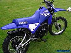2001 Yamaha Pw 80 For Sale In The United Kingdom