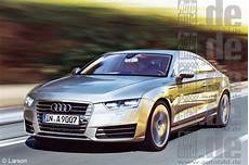 Audi A9 Will Be Offered As A Coupe And Cabrio News
