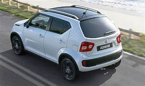 Maruti Suzuki Ignis Launch Tomorrow In Delhi Expected