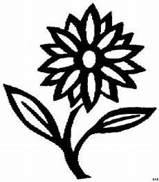 Gratis Malvorlagen Blatt Blume Mit Blatt Ausmalbild Malvorlage Mode Und Kunst