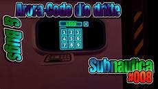 subnautica arora code die dritte bugs subnautica map