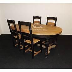 Table Ovale En Ch 234 Ne Dessus En 233 Pis Meubles Jamet