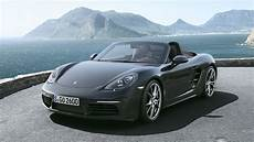porsche cost porsche 718 boxster and cayman prices specs and reviews